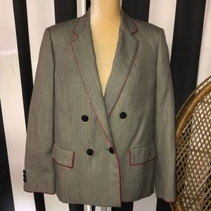 Vintage Wang's Fashion Blazer